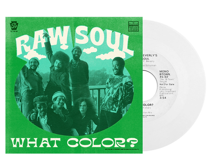 Raw Soul - What Color?