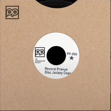 White Label TP – Steve Mason–Everything is Gonna Be Alright / There's a Man