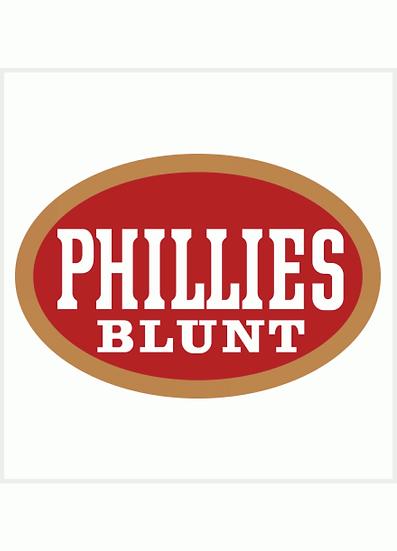 Vintage Phillies Blunt Sticker
