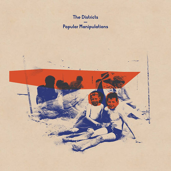 The Districts ‎– Popular Manipulations (Orange)