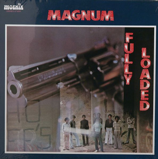 SS - Magnum ‎– Fully Loaded - Re-Issue