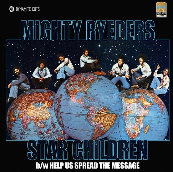 Mighty Ryeders ‎– Star Children