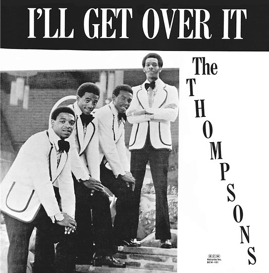 The Thompsons ‎– I'll Get Over It
