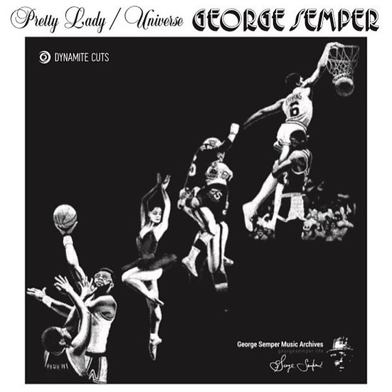 George Semper ‎– Pretty Lady / Universe