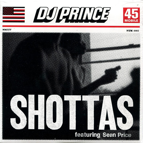 DJ Prince - Shottas