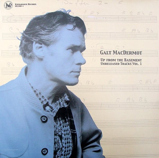 Galt MacDermot ‎– Up From The Basement Unreleased
