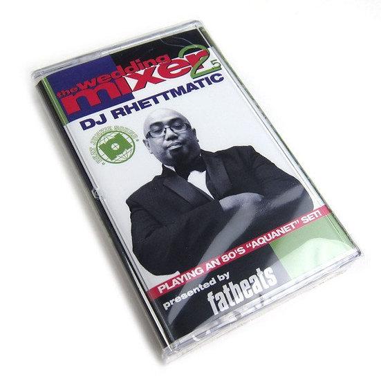 DJ Rhettmatic: The Wedding Mixer 2.5
