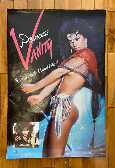Vanity - Wild AnimalORIGINAL Poster