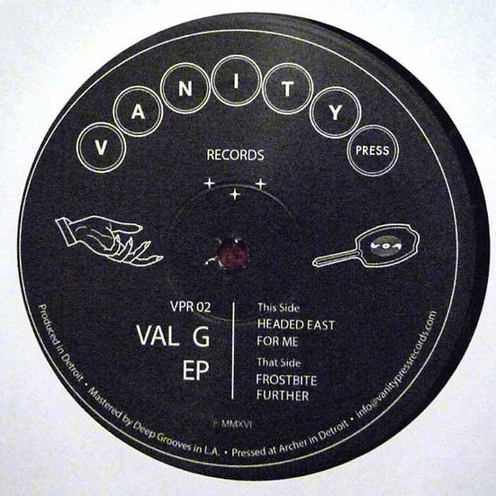 Val G ‎– Val G EP