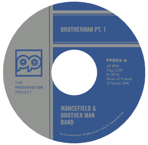 Mancefield & The Brother Man Band – Brotherman Pt. 1 & 2