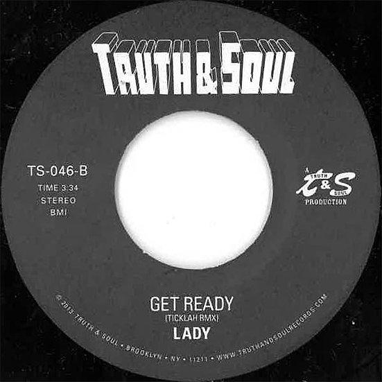 Lady – Get Ready