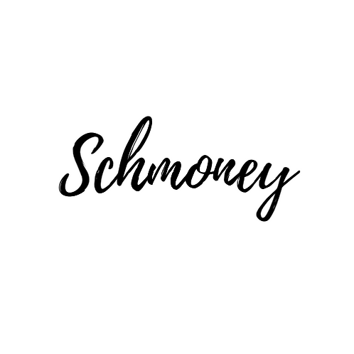 """Reiki Charged Candle - """"Schmoney"""""""