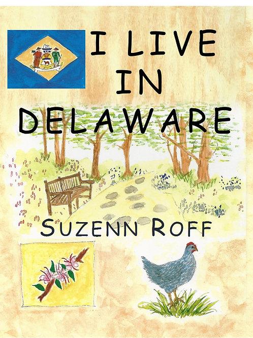 I Live in Delaware by Suzenn Roff