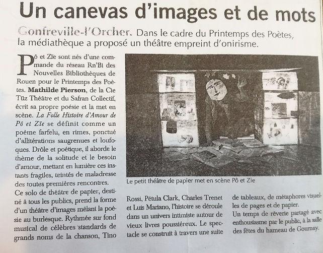 TüzThéâtre-Presse-Rouen