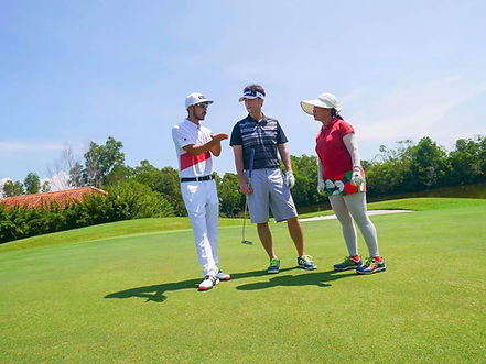 Singapore golf academy
