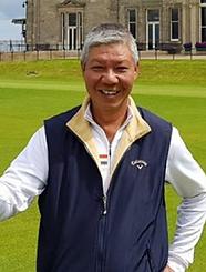Singapore golf