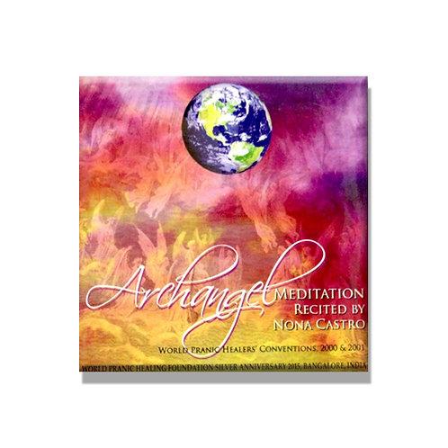 Archangel Meditation (by Nona Castro) (CD)