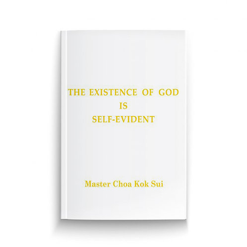 The Existence of God is Self-Evident-