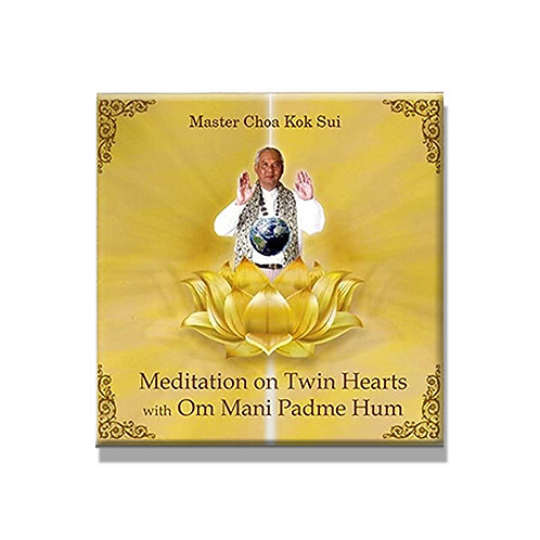Meditation on Twin Hearts with Om Mani Padme Hum(CD)