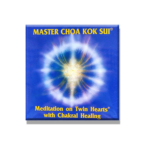 Meditation on Twin Hearts with Chakral Healing(CD)