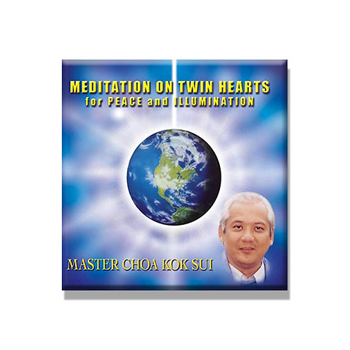 Meditation on Twin Hearts for Peace and Illumination(CD)