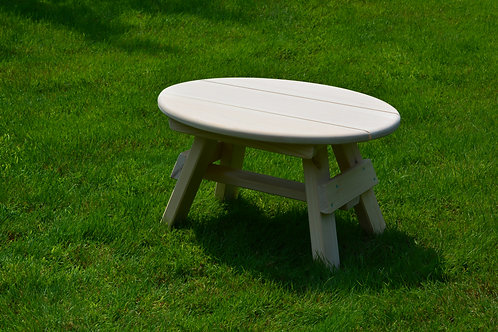 Adirondack Oval Table
