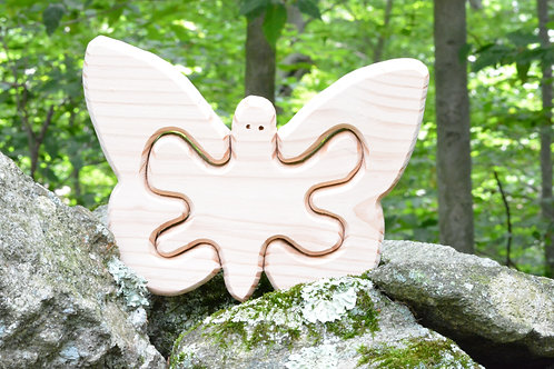 Children's Puzzle - Butterfly