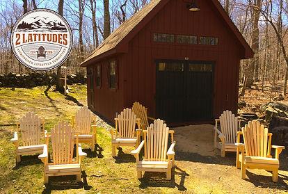 Adirondack Lawn Chairs in Weston, CT