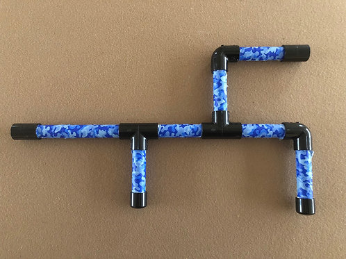 Marshmallow Shooters - Blue Camo