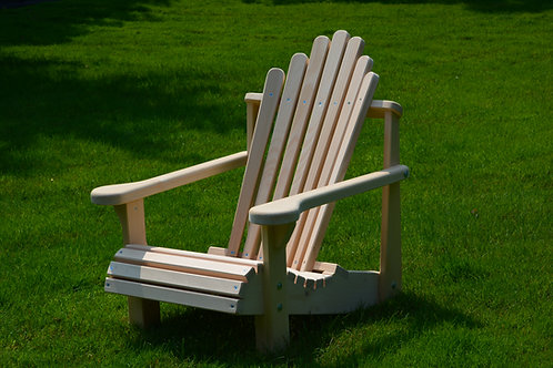 Adirondack Chair - Low Style