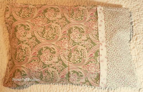 """Pillow Case #2   (12.5"""" x 16.5"""")"""