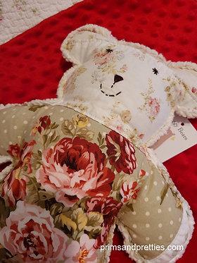 MEDIUM #4 Raggy Bear & Blanket