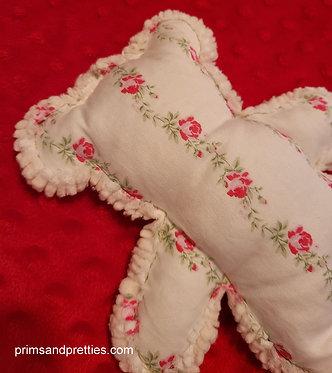 MINI #6 Raggy Bear & Blanket