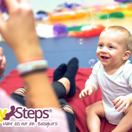 BabySteps Kurs Start 09.03.2021