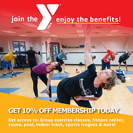 Y 10 OFF Membership_Amenities & Activiti