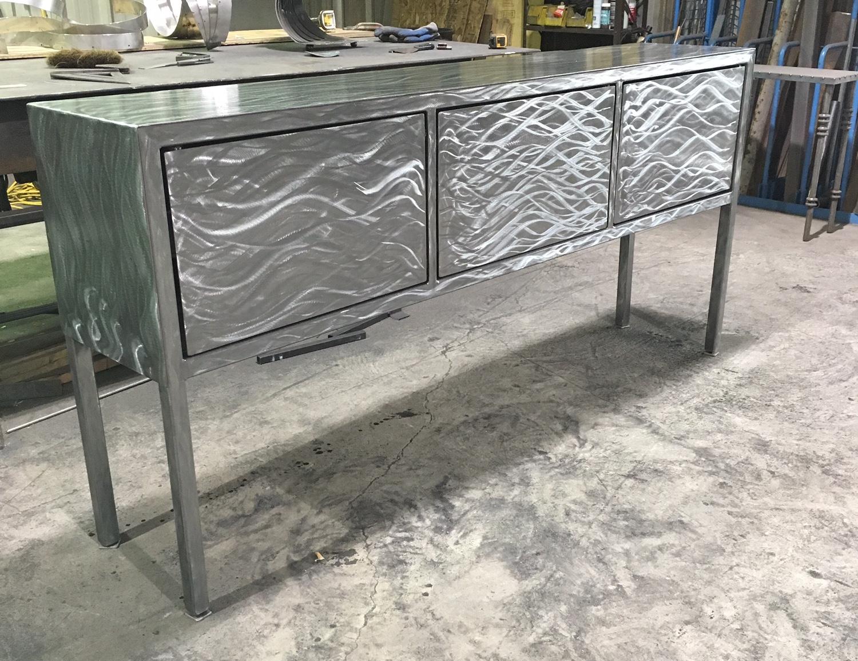 Custom Metal Furniture