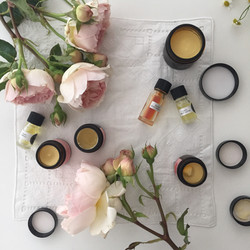 Rose Oil Balms