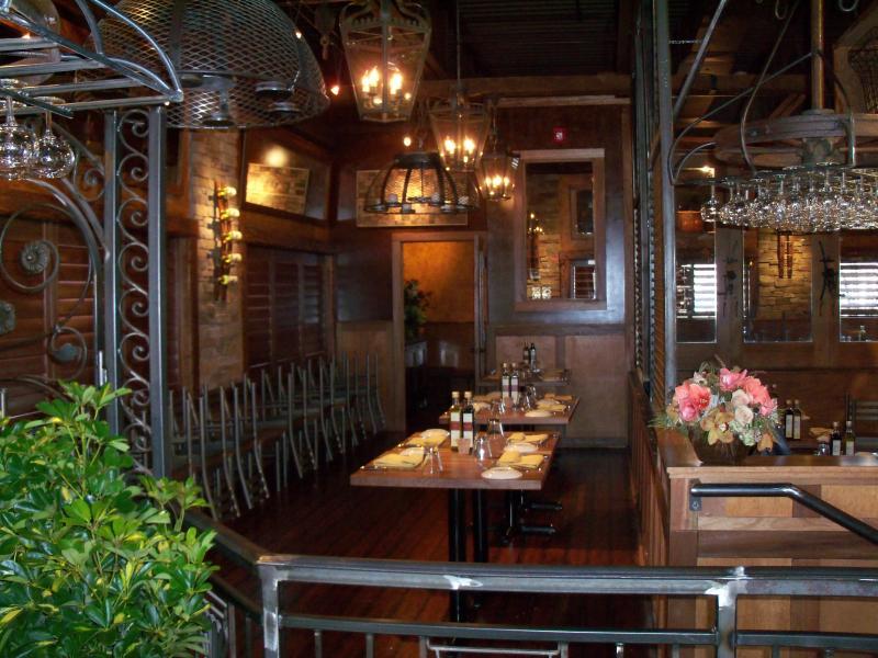 Restaurant Metal Designs