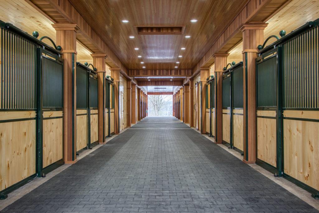 Custom Barn Stalls