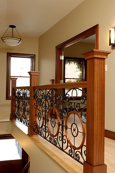 Custom Railings by Bonacio Metal