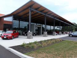 Saratoga Honda Structural Steel
