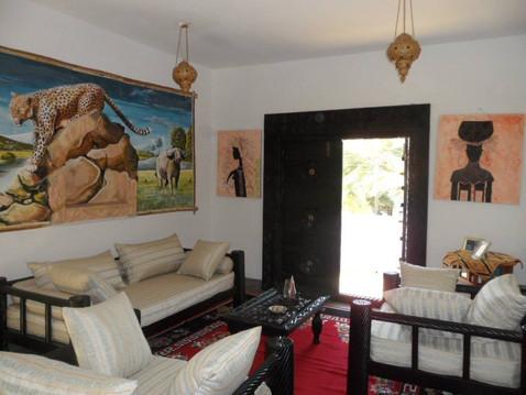 Sunbay holidays villa in Kenya