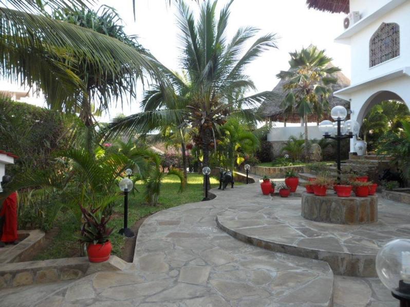 Sunbay holidays villa Watamu