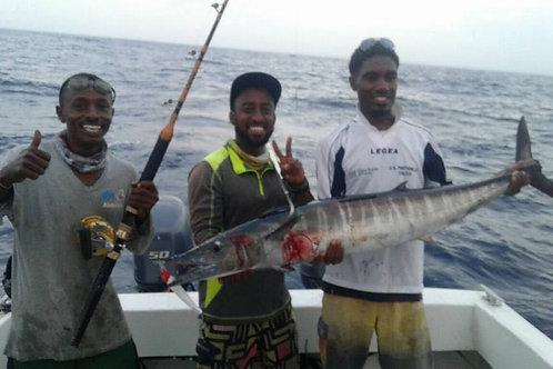 Pesca D'Altura mezza giornata