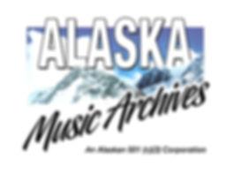 Alaska Music Archives Mountain Logo 2020