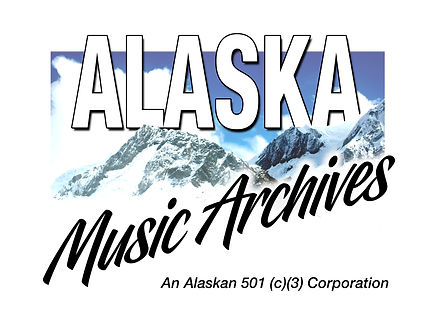 Alaska Music Archives Mountain Logo 2020
