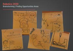 Robotics 2020 | Brainstorming