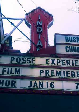 CET Posse The Experience - Film Screening At Buskurk Chumley Historical Theater