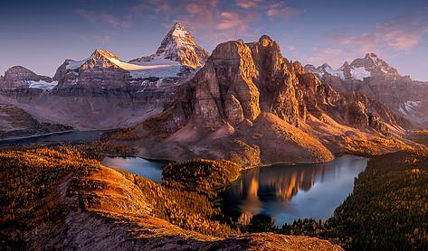 Mount Assiniboine Tim Shields