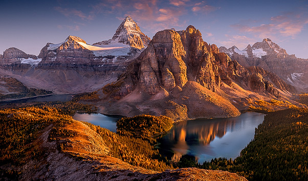 Mount Assiniboine Tim Shields